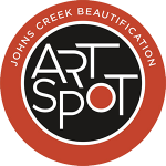 ArtSpot Johns Creek Beautification Logo